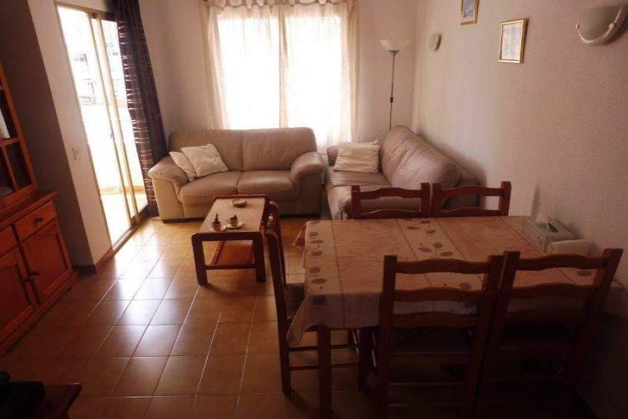 Calpe,Alicante,España,2 Bedrooms Bedrooms,1 BañoBathrooms,Apartamentos,39689