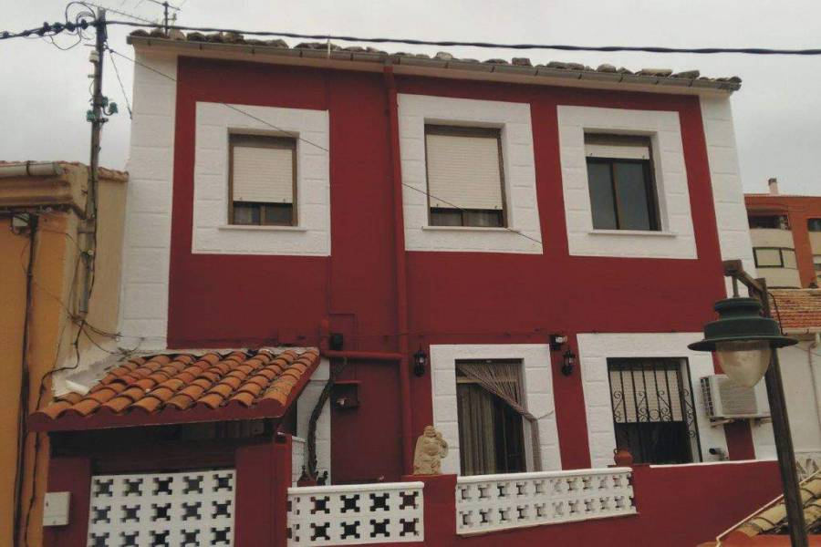 Alcoy-Alcoi,Alicante,España,4 Bedrooms Bedrooms,2 BathroomsBathrooms,Adosada,39691