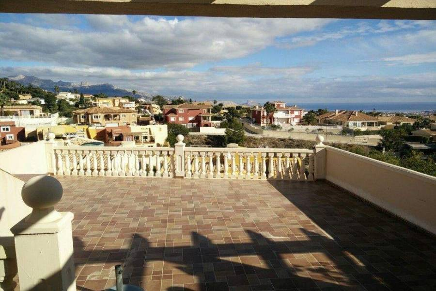 La Nucia,Alicante,España,3 Bedrooms Bedrooms,3 BathroomsBathrooms,Casas,39704