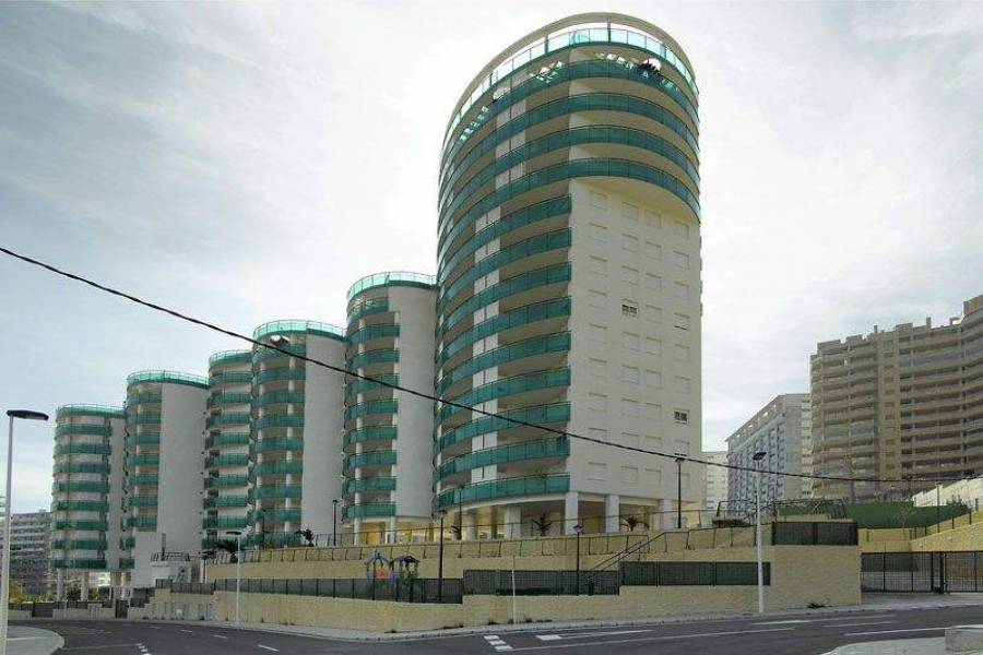 Villajoyosa,Alicante,España,2 Bedrooms Bedrooms,2 BathroomsBathrooms,Apartamentos,39712