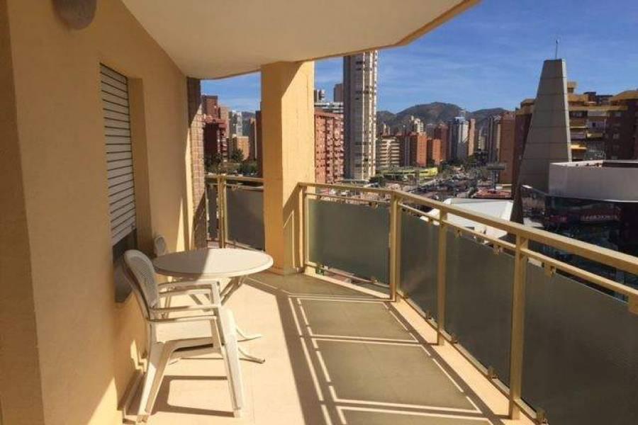 Benidorm,Alicante,España,3 Bedrooms Bedrooms,2 BathroomsBathrooms,Apartamentos,39717