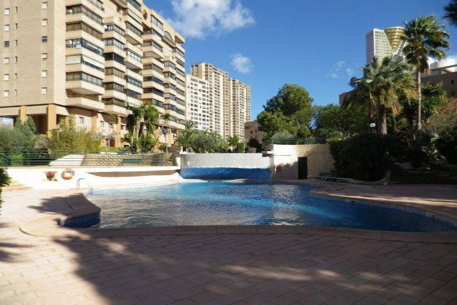 Benidorm,Alicante,España,3 Bedrooms Bedrooms,2 BathroomsBathrooms,Apartamentos,39729