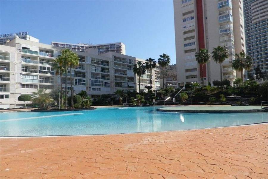 Benidorm,Alicante,España,1 Dormitorio Bedrooms,1 BañoBathrooms,Apartamentos,39731
