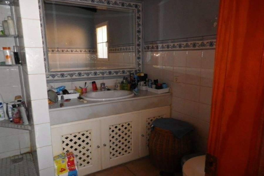 La Nucia,Alicante,España,3 Bedrooms Bedrooms,2 BathroomsBathrooms,Chalets,39757
