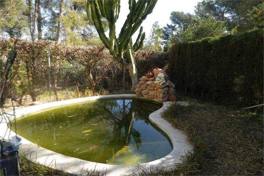 La Nucia,Alicante,España,5 Bedrooms Bedrooms,3 BathroomsBathrooms,Chalets,39774