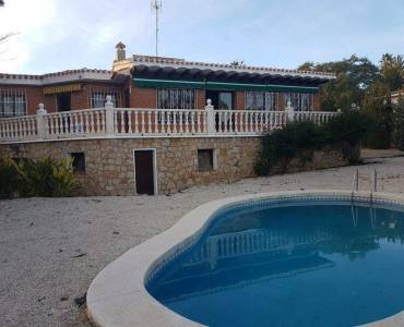La Nucia,Alicante,España,5 Bedrooms Bedrooms,3 BathroomsBathrooms,Chalets,39813