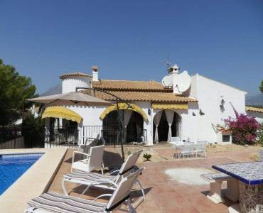Alfaz del Pi,Alicante,España,4 Bedrooms Bedrooms,3 BathroomsBathrooms,Chalets,39836