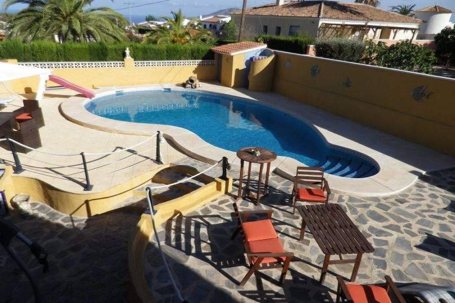 La Nucia,Alicante,España,5 Bedrooms Bedrooms,3 BathroomsBathrooms,Casas,39845