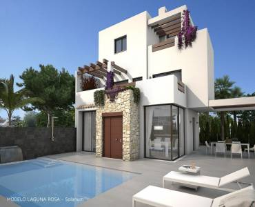 Ciudad Quesada,Alicante,España,3 Bedrooms Bedrooms,3 BathroomsBathrooms,Adosada,39886