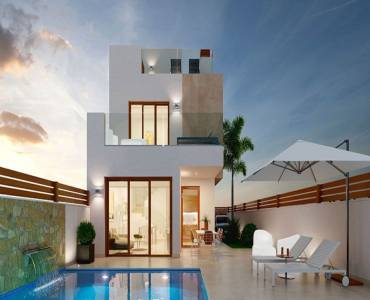 Pilar de la Horadada,Alicante,España,3 Bedrooms Bedrooms,3 BathroomsBathrooms,Chalets,39908