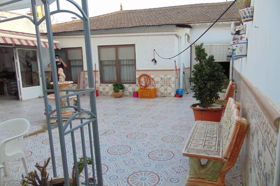 San Fulgencio,Alicante,España,3 Bedrooms Bedrooms,2 BathroomsBathrooms,Adosada,39927