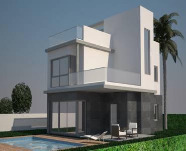 Torrevieja,Alicante,España,4 Bedrooms Bedrooms,4 BathroomsBathrooms,Chalets,39950