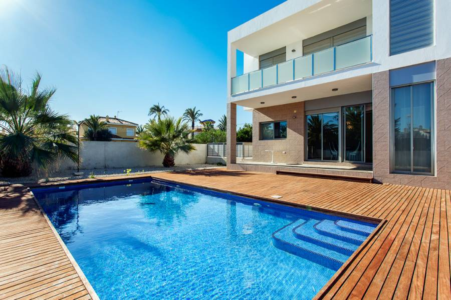 Orihuela Costa,Alicante,España,6 Bedrooms Bedrooms,4 BathroomsBathrooms,Chalets,39966