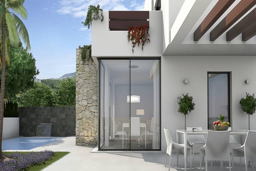 Rojales,Alicante,España,3 Bedrooms Bedrooms,3 BathroomsBathrooms,Chalets,39979