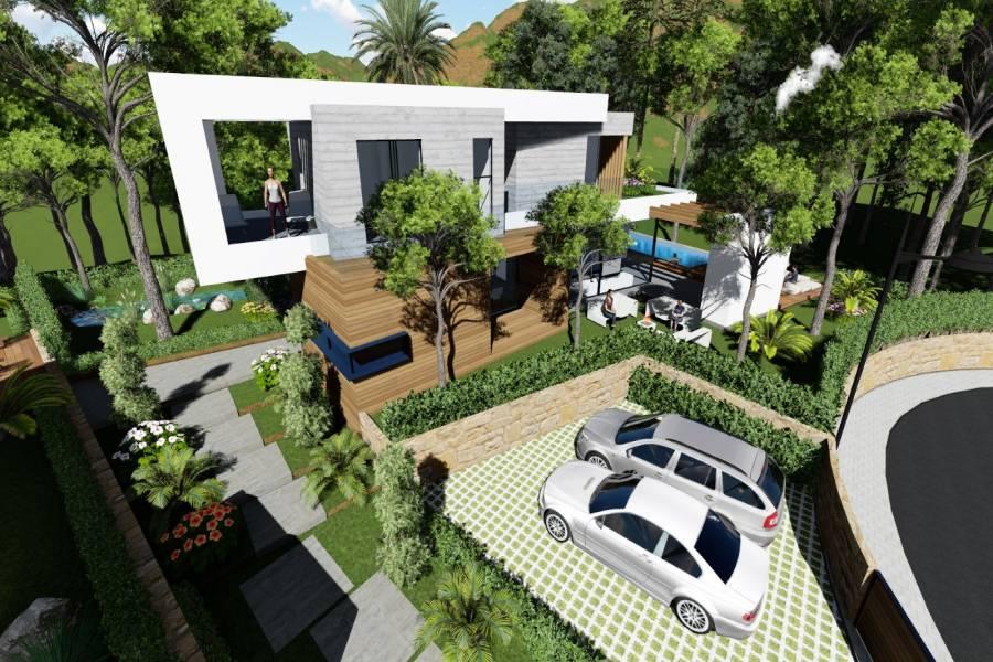 Finestrat,Alicante,España,3 Bedrooms Bedrooms,3 BathroomsBathrooms,Chalets,40014