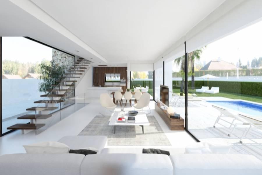 Finestrat,Alicante,España,4 Bedrooms Bedrooms,3 BathroomsBathrooms,Chalets,40016
