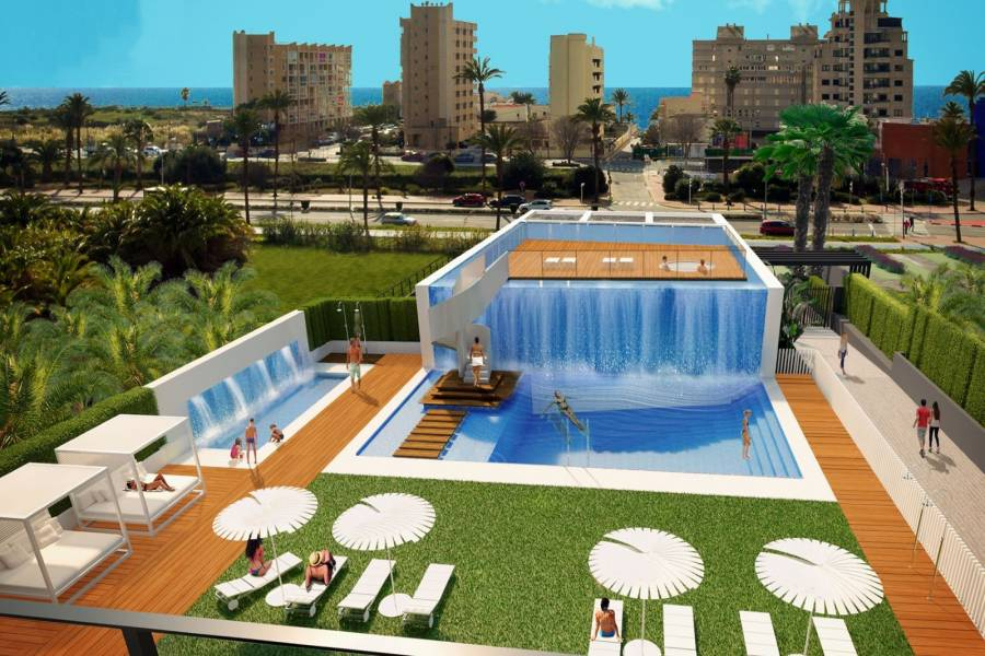 Calpe,Alicante,España,2 Bedrooms Bedrooms,2 BathroomsBathrooms,Apartamentos,40039