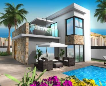 Finestrat,Alicante,España,4 Bedrooms Bedrooms,4 BathroomsBathrooms,Chalets,40043