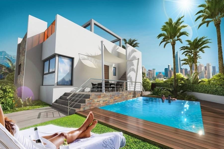 Finestrat,Alicante,España,3 Bedrooms Bedrooms,2 BathroomsBathrooms,Apartamentos,40045