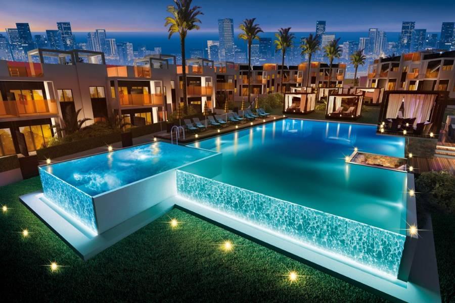Finestrat,Alicante,España,2 Bedrooms Bedrooms,2 BathroomsBathrooms,Apartamentos,40046