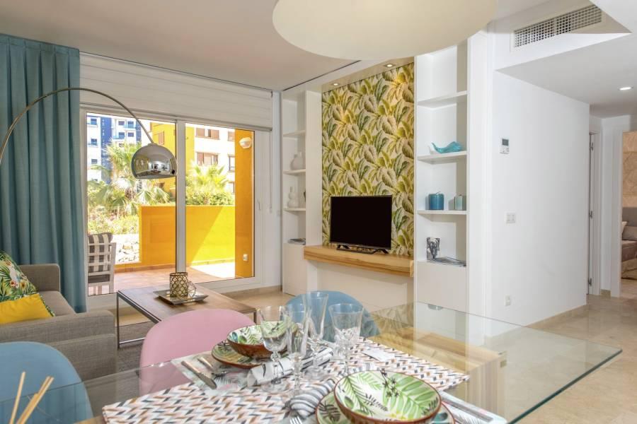 Torrevieja,Alicante,España,3 Bedrooms Bedrooms,2 BathroomsBathrooms,Apartamentos,40048