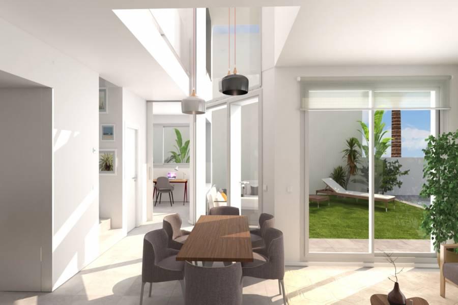 Torrevieja,Alicante,España,3 Bedrooms Bedrooms,3 BathroomsBathrooms,Chalets,40049