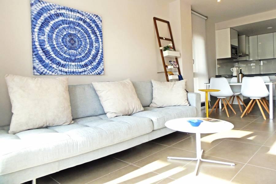 Pilar de la Horadada,Alicante,España,2 Bedrooms Bedrooms,2 BathroomsBathrooms,Apartamentos,40079