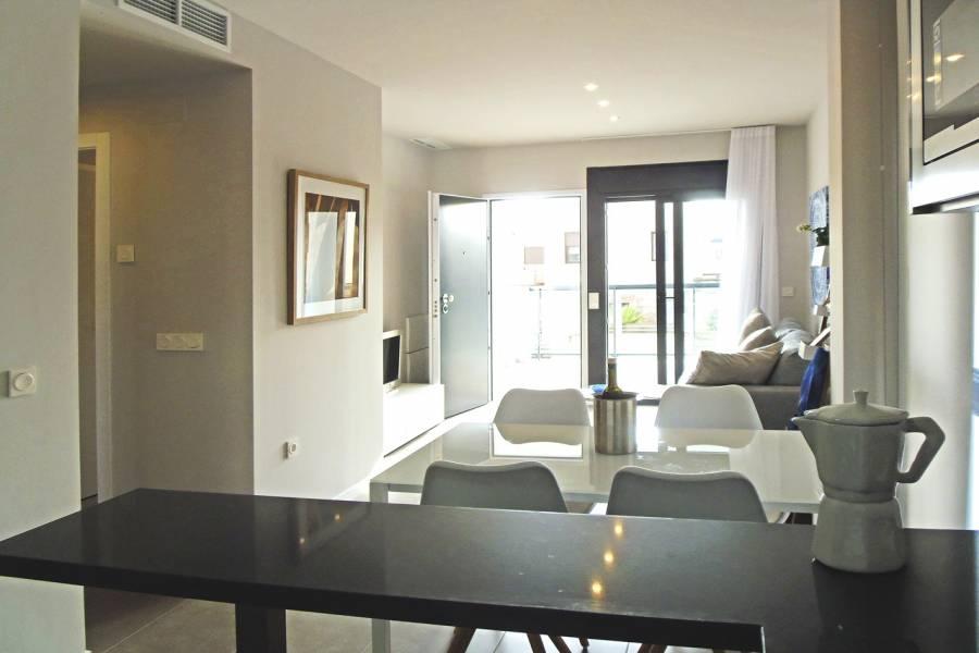 Pilar de la Horadada,Alicante,España,2 Bedrooms Bedrooms,2 BathroomsBathrooms,Apartamentos,40080