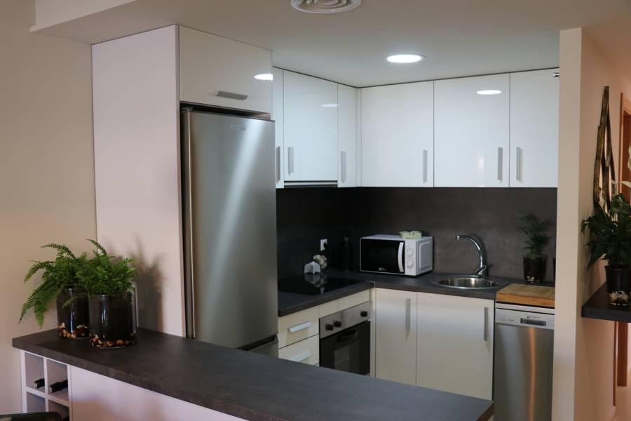 Santa Pola,Alicante,España,2 Bedrooms Bedrooms,2 BathroomsBathrooms,Apartamentos,40083