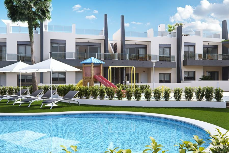 Pilar de la Horadada,Alicante,España,1 Dormitorio Bedrooms,1 BañoBathrooms,Apartamentos,40086