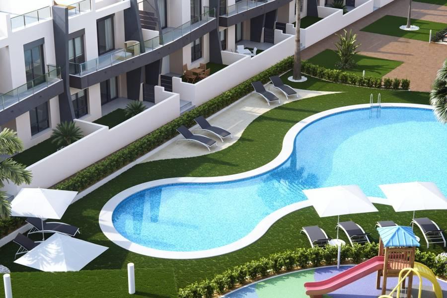 Pilar de la Horadada,Alicante,España,3 Bedrooms Bedrooms,2 BathroomsBathrooms,Apartamentos,40089