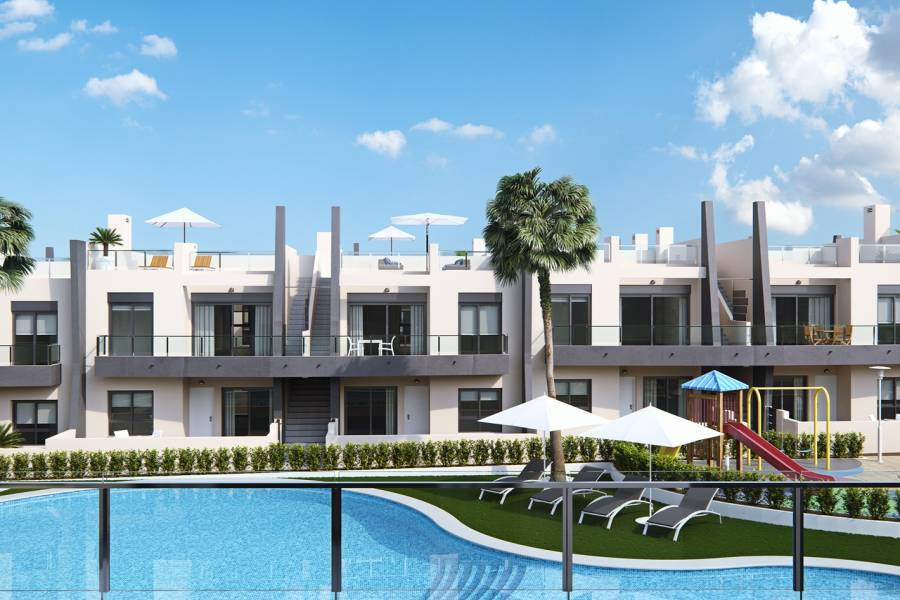 Pilar de la Horadada,Alicante,España,3 Bedrooms Bedrooms,2 BathroomsBathrooms,Apartamentos,40090