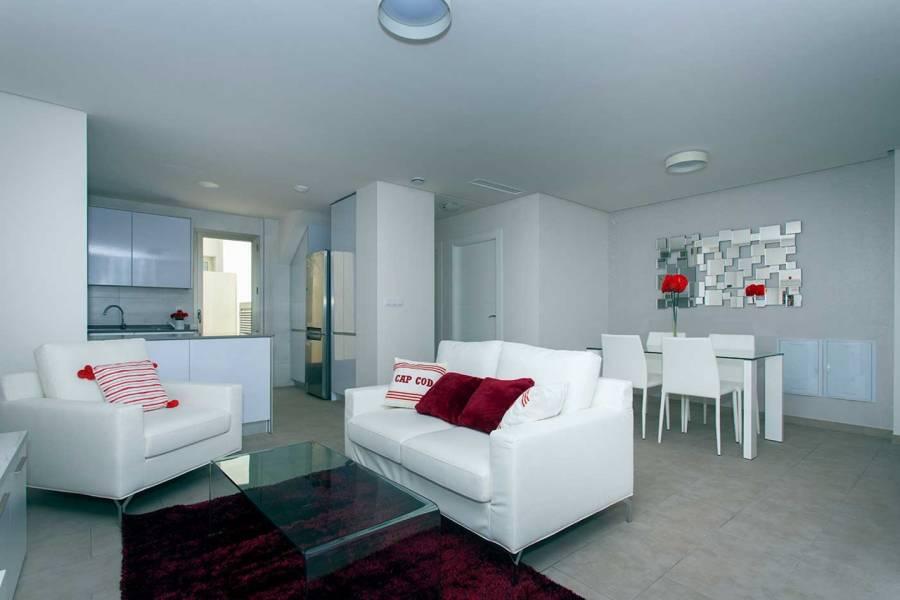 Torrevieja,Alicante,España,2 Bedrooms Bedrooms,2 BathroomsBathrooms,Apartamentos,40100