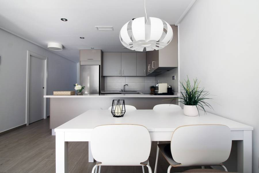 Pilar de la Horadada,Alicante,España,3 Bedrooms Bedrooms,2 BathroomsBathrooms,Apartamentos,40103