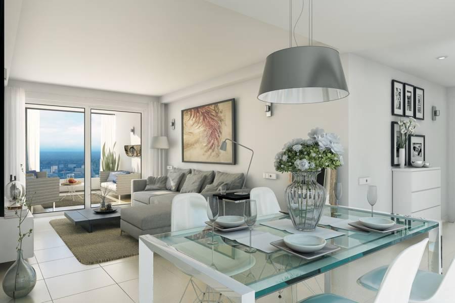 Torrevieja,Alicante,España,3 Bedrooms Bedrooms,2 BathroomsBathrooms,Apartamentos,40108