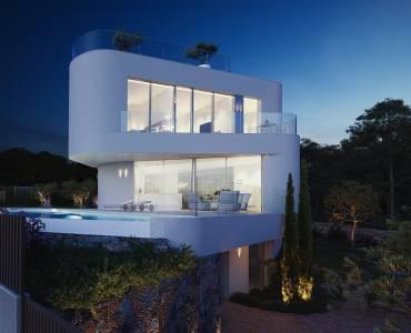 Finestrat,Alicante,España,4 Bedrooms Bedrooms,5 BathroomsBathrooms,Chalets,40114