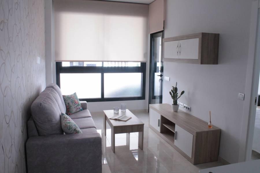Torrevieja,Alicante,España,1 Dormitorio Bedrooms,1 BañoBathrooms,Apartamentos,40115