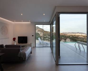 Finestrat,Alicante,España,3 Bedrooms Bedrooms,3 BathroomsBathrooms,Chalets,40117