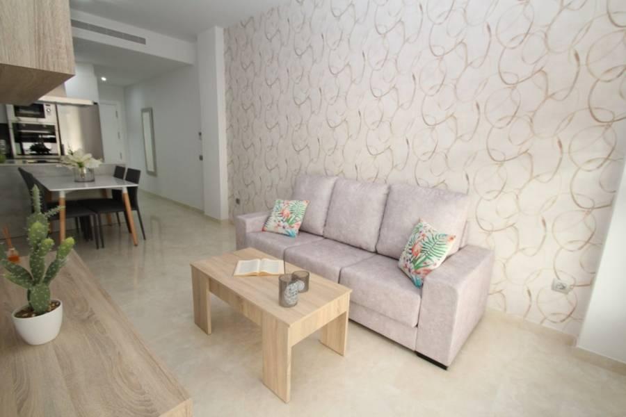 Torrevieja,Alicante,España,3 Bedrooms Bedrooms,1 BañoBathrooms,Apartamentos,40120