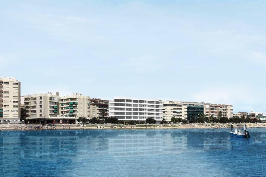 Torrevieja,Alicante,España,4 Bedrooms Bedrooms,2 BathroomsBathrooms,Apartamentos,40139