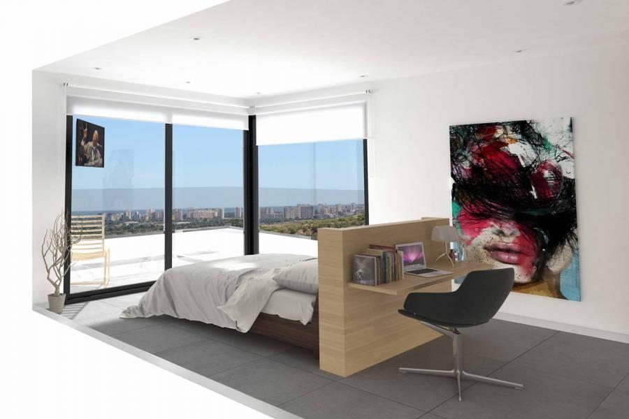 Rojales,Alicante,España,3 Bedrooms Bedrooms,4 BathroomsBathrooms,Chalets,40143