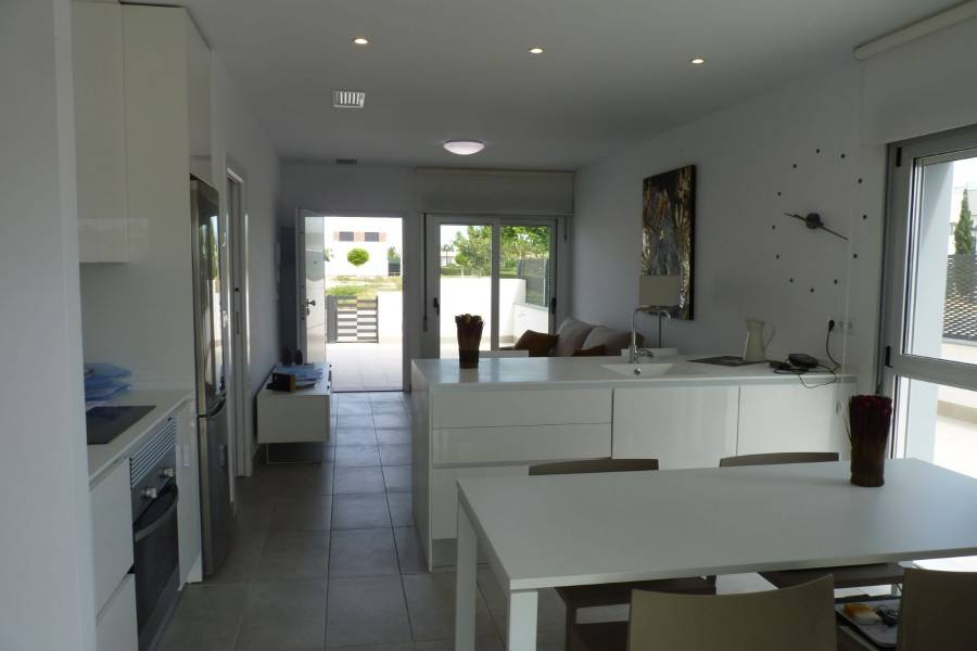 Pilar de la Horadada,Alicante,España,2 Bedrooms Bedrooms,2 BathroomsBathrooms,Chalets,40146