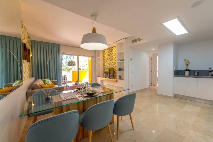 Torrevieja,Alicante,España,3 Bedrooms Bedrooms,2 BathroomsBathrooms,Apartamentos,40149