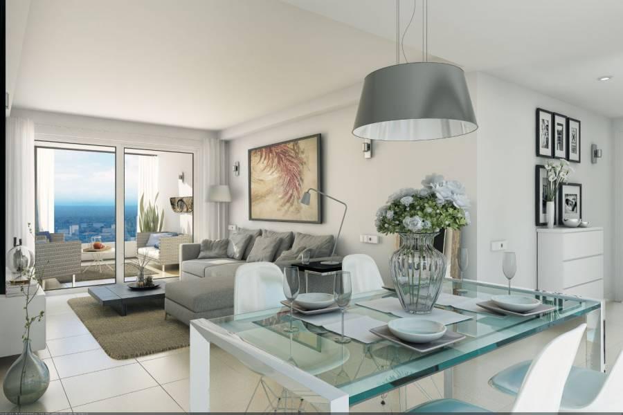 Torrevieja,Alicante,España,3 Bedrooms Bedrooms,2 BathroomsBathrooms,Apartamentos,40150