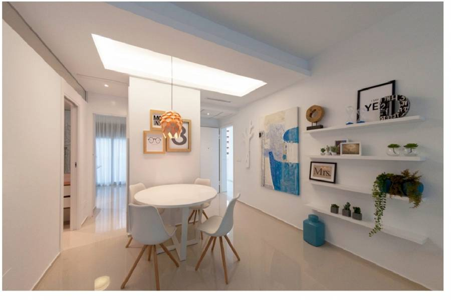 Guardamar del Segura,Alicante,España,2 Bedrooms Bedrooms,2 BathroomsBathrooms,Apartamentos,40155