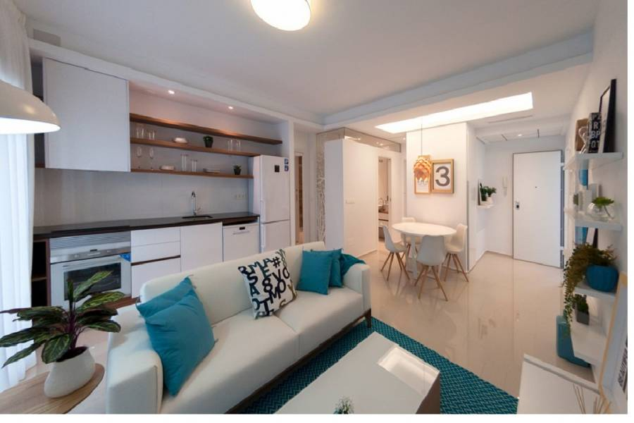 Guardamar del Segura,Alicante,España,2 Bedrooms Bedrooms,2 BathroomsBathrooms,Apartamentos,40156