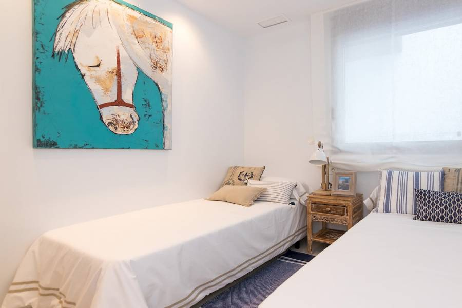 Pilar de la Horadada,Alicante,España,2 Bedrooms Bedrooms,2 BathroomsBathrooms,Apartamentos,40175