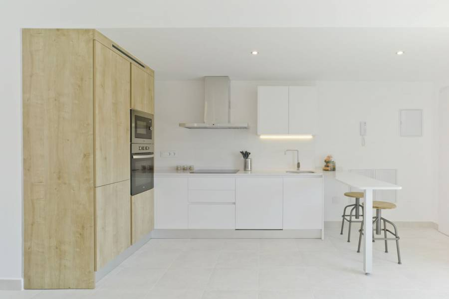 Pilar de la Horadada,Alicante,España,2 Bedrooms Bedrooms,2 BathroomsBathrooms,Apartamentos,40192