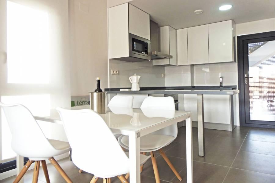 Pilar de la Horadada,Alicante,España,2 Bedrooms Bedrooms,2 BathroomsBathrooms,Apartamentos,40193