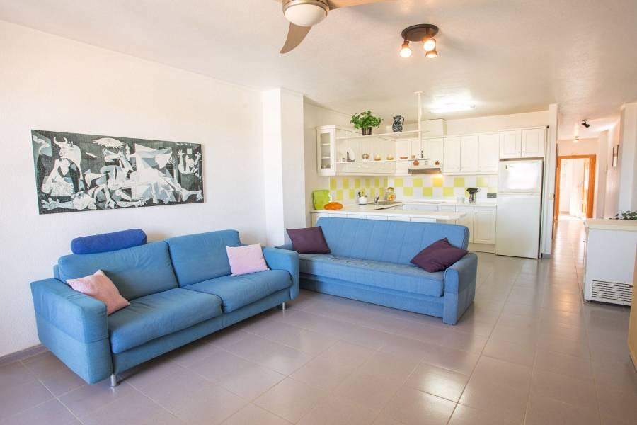 Orihuela Costa,Alicante,España,2 Bedrooms Bedrooms,1 BañoBathrooms,Apartamentos,40197